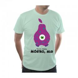 Camiseta hombre ¡Qué mostro eres, pixha!