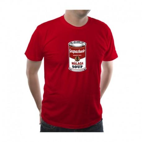 Camiseta original hombre Gazpachuelo