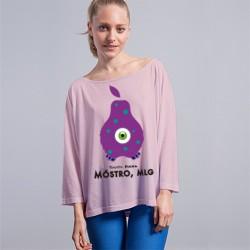 Camiseta mujer Mostro