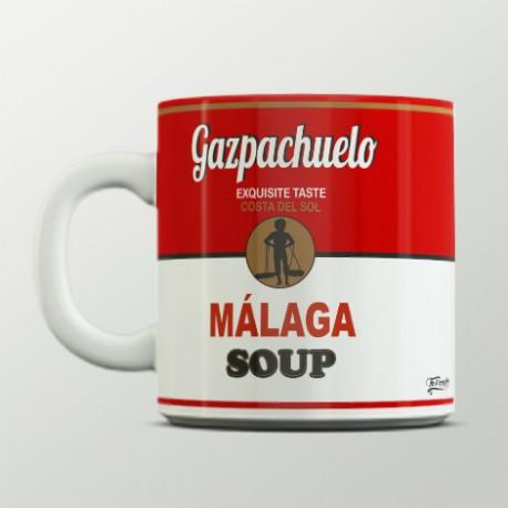 Taza original Gazpachuelo
