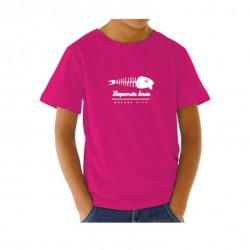Camiseta infantil boquerón town