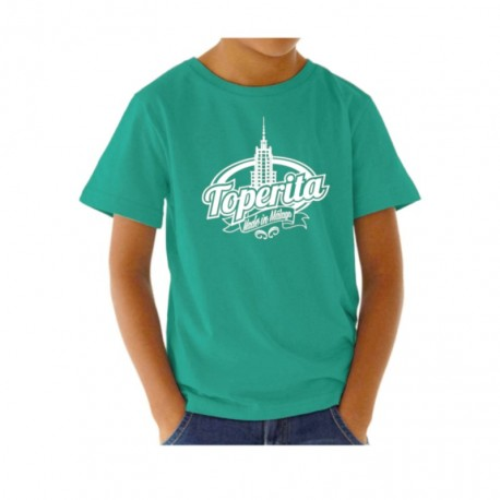 Camiseta original para niño Equitativa