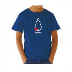 Camiseta chula para niño Pera lengua