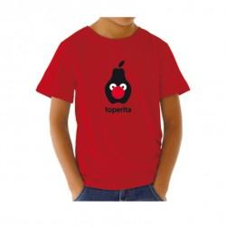 Camiseta infantil Perita nariz