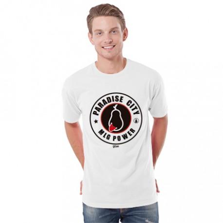 Camiseta hombre Paradise City