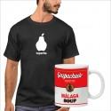 Camiseta hombre + Taza Gazpachuelo
