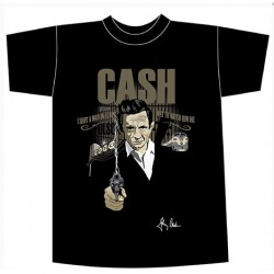 Camiseta hombre Folsom prison blues (Johnny Cash)
