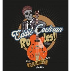 Eddie Cochran Rockabilly Rules!