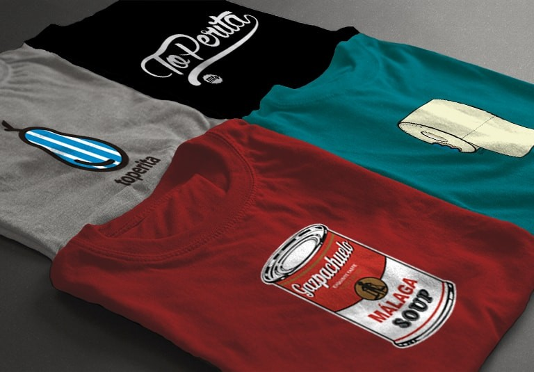 Camisetas originales